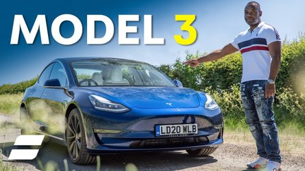 UK Tesla Model 3 Review Says It's Not Perfect But Still A ...